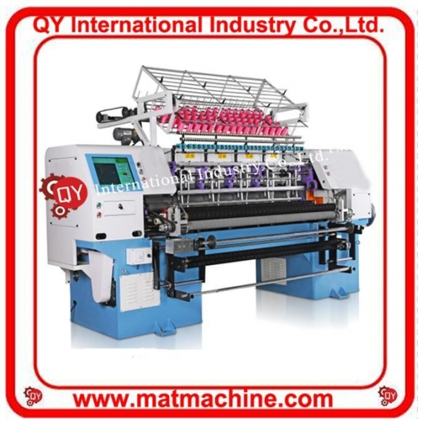 Quality High Speed Computerized Shuttle Multi-needle Quilting Machine for sale