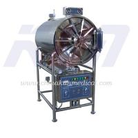 Buy cheap YDC Series Horizontal Cylindrical Pressure Steam Sterilizer from Wholesalers