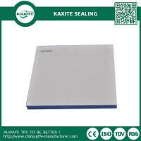Buy cheap Rigid Anti Abrasion UV Resistace Teflon Ptfe Sheet Colored Flexible PTFE Sheet from Wholesalers