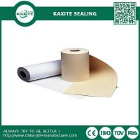 Buy cheap Bronze Filled Ptfe Chamical Resistent Ptfe Expanded Sheet from wholesalers