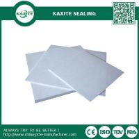 Buy cheap Pure Non-sticking Teflon Ptfe Molded Sheet Anti-corrosion Lined Materials from wholesalers