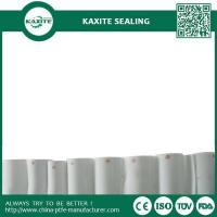 Buy cheap Recycled Materials PTFE Cut Plate PTFE Skived Sheet Custom Designed PTFE teflon skiving roll from wholesalers
