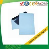Buy cheap A4 Size Rubber Magnetic Sheet from Wholesalers