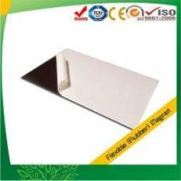 Buy cheap Flexible Magnet With 3M Adhesive from Wholesalers