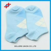 Buy cheap Cheap Custom Design Cotton Women Boat Ankle Socks from Wholesalers