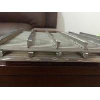 Buy cheap Wedge Wire Screen Panels - High Strength and Long Lifespan from Wholesalers