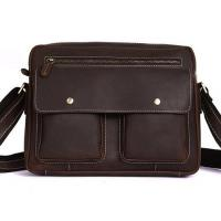 Buy cheap Genuine leather men briefcase from Wholesalers