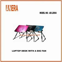 China Type C CABLES LAPTOP DESK WITH USB FAN AE-LD004 on sale