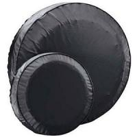 Buy cheap Spare Trailer Tire Cover Fits 14 inch Trailer Tires Black from Wholesalers