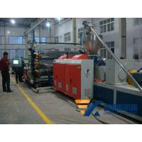 Buy cheap Products PVC transparent soft sheet extrusion line from Wholesalers