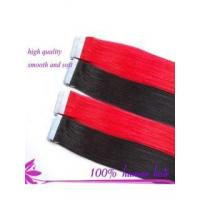 Quality Brazilian Virgin Hair Extensions Skin Weft wholesale