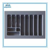 China Plastic cutlery trays for drawers 850mm on sale