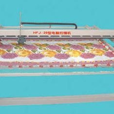Quality HFJ-29(Series) Computerized High Speed Quilting Machine for sale