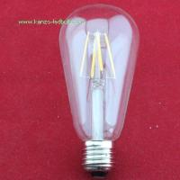 Buy cheap 4W 2W E27 Filament LED bulbs ST64 from wholesalers