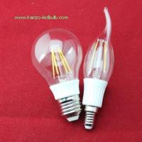 Buy cheap 8W E27 B22 Warm White LED Filament Bulb from wholesalers