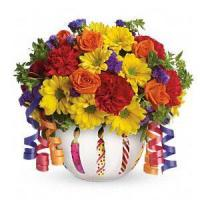 Buy cheap Birthday Teleflora's Brilliant Birthday Blooms.No.6 delivery birthday to from Wholesalers