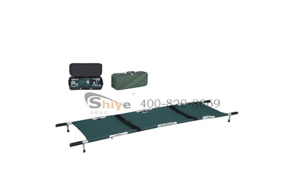 Quality aluminium alloy folding stretcher for sale