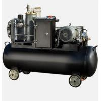 Buy cheap Without Cabinet Screw Air Compressor with Air Receiver from Wholesalers