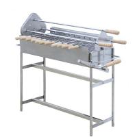 Buy cheap Inlet/Outlet Bench PE-W03 Rotary Charcoal BBQ from wholesalers