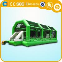 Outdoor Inflatable Soccer Field