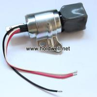 Buy cheap Kubota Engine Parts Stop Solenoid 1E231-60010 from wholesalers