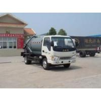 JAC Weiling sewage suction trucks (JDF5060GXWJAC Jiang special suction sewage truck )
