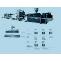 Plastic sheet|board machine ABS sheet production line