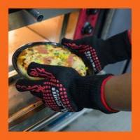 Buy cheap Oven Gloves Heat Resistant and Certified to 932F Great as Smoking Gloves from Wholesalers