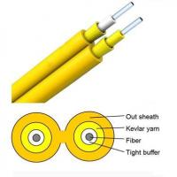 Buy cheap Fiber Optic Indoor zipcord cable from Wholesalers