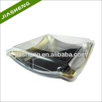 Buy cheap Biodegradable Plastic Sushi/Food Blister Packaging Tray For Taken Away from Wholesalers