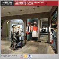 Buy cheap 2015 Retail Store Wooden Ladies Garments Display from Wholesalers