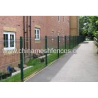 Buy cheap Security Powder Coated Curved Welded Mesh Fence from Wholesalers
