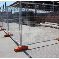 Buy cheap Australia Standard Galvanized construction site temporary fencing from wholesalers