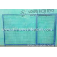 Buy cheap Temporary Fence Gate for temporary fence enclosure from wholesalers