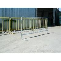 Buy cheap Temporary Pedestrian Guard Rail from wholesalers
