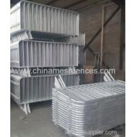 Buy cheap INTERLOCKING BARRICADES FOR LARGE AND SMALL EVENTS from wholesalers