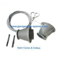Buy cheap Apex Ascot Garage Door Grey Cones and Cables from Wholesalers