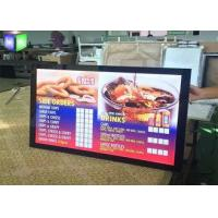 China Decorative A4 Light Box Ceiling Hanging Display 3D Laser Printing 337 MM X 250 MM factory