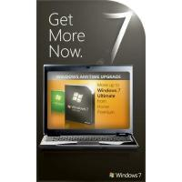 Buy cheap Windows 7 Home Basic to Ultimate Anytime Upgrade Product Key from Wholesalers