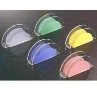 Buy cheap Acrylic Paper Holder from Wholesalers