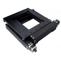 Buy cheap Motorized XY Linear Stages, Travel Range for single axis is 100mm from Wholesalers
