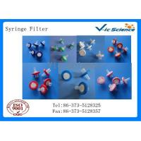 Buy cheap Syringe filter from Wholesalers