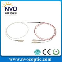 China Passive Components 1X2 Steel Tube FBT Optical Coupler on sale