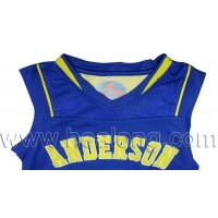 Buy cheap Wholesale Polyester Basketball Sports Jersey Wear from wholesalers