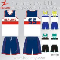 Buy cheap Wholesale Blank Custom Latest Basketball Jersey Design 2016 from wholesalers