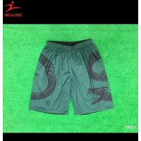 Buy cheap Full Sublimation Mesh Basketball Jogger Running Shorts from wholesalers