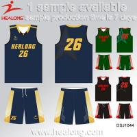 Buy cheap Cheap Youth Sublimation Basketball Jersey Design Philippines Custom Basketball Uniform from wholesalers