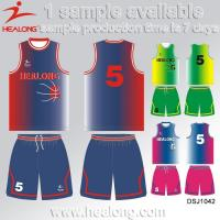 Buy cheap Cheap Youth European 2016 Basketball Jersey Uniform Design Wholesale from wholesalers