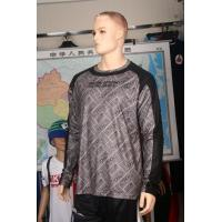 Buy cheap long sleeve sublimated soccer uniforms from wholesalers