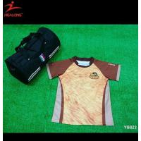 Buy cheap The Lion MAO Pattern Sublimation Soccer Football Jersey Design from wholesalers